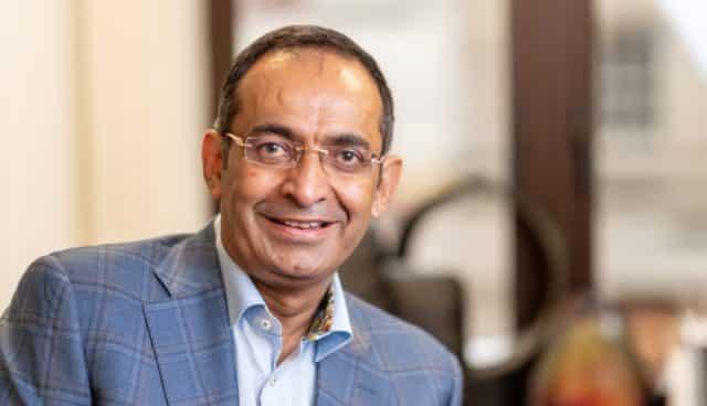 Paresh Raja Market Financial Solutions