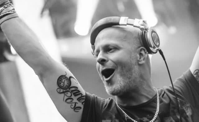 Rick Davey DJ B Viss